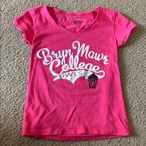 Bryn Mawr College Girls Shirt